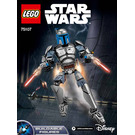 LEGO Jango Fett Set 75107 Instructions