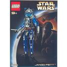LEGO Jango Fett Set 8011 Instructions