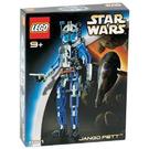 LEGO Jango Fett Set 8011 Packaging