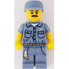 LEGO Janitor Minifigure