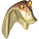 LEGO Jar Jar Binks Head (12202 / 93669)