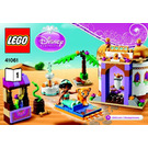LEGO Jasmine's Exotic Palace Set 41061 Instructions