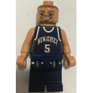 LEGO Jason Kidd, New Jersey Nets Minifigure Road Uniform, #5
