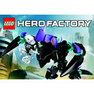 LEGO Jaw Beast vs Stormer Set 44016 Instructions