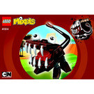 LEGO Jawg Set 41514 Instructions
