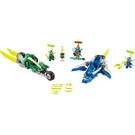 LEGO Jay and Lloyd's Velocity Racers Set 71709