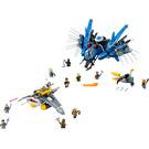 LEGO  Jay Battle Kit Set 5005411