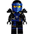 LEGO Jay - round emblem torso Minifigure
