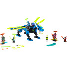 LEGO Jay's Cyber Dragon Set 71711