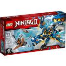 LEGO Jay's Elemental Dragon Set 70602 Packaging