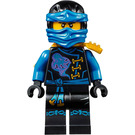 LEGO Jay - Skybound, Dual Sided Head Minifigure