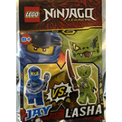 LEGO Jay vs. Lasha Set 111904-2