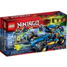 LEGO Jay Walker One Set 70731 Packaging