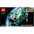 LEGO Jedi Defense I Set 7203 Instructions