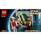 LEGO Jedi Defense II Set 7204 Instructions