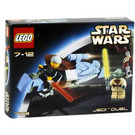 LEGO Jedi Duel Set 7103 Packaging
