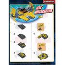 LEGO Jedi Interceptor Set 911952 Instructions