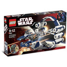 LEGO Jedi Starfighter with Hyperdrive Booster Ring Set 7661 Packaging