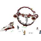 LEGO Jedi Starfighter with Hyperdrive Set 75191