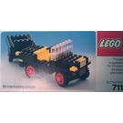 LEGO Jeep CJ-5 Set 711
