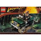 LEGO Jeep Set 20004
