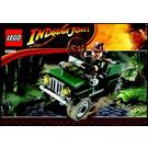LEGO Jeep Set 20004 Instructions