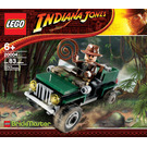 LEGO Jeep Set 20004 Packaging