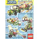 LEGO Jeep Set 3555