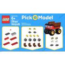 LEGO Jeep Set 3850006