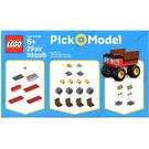 LEGO Jeep Set 3850006 Instructions