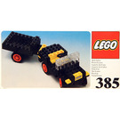 LEGO Jeep with Steering Set 385-1