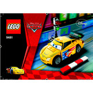 LEGO Jeff Gorvette Set 9481 Instructions