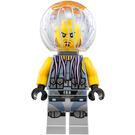 LEGO Jellyfish Thug Man Minifigure with Neck Bracket