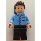 LEGO Jerry Seinfeld Minifigure