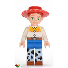 LEGO Jessie Minifigure