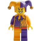 LEGO Jester Minifigure
