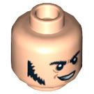 LEGO Jesus Head (Recessed Solid Stud) (14641)
