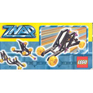 LEGO Jet-Car Set 3501 Instructions