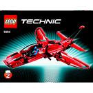 LEGO Jet Plane Set 9394 Instructions