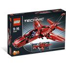 LEGO Jet Plane Set 9394 Packaging