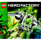 LEGO JET ROCKA Set 44014 Instructions
