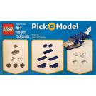 LEGO Jet Set 3850008 Instructions