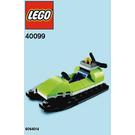LEGO Jet-Ski Set 40099