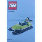 LEGO Jet-Ski Set 40099 Instructions