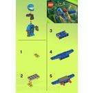 LEGO Jetpack Set 30141 Instructions