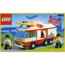 LEGO Jetport Fire Squad Set 6440