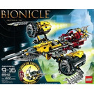 LEGO Jetrax T6 Set Limited Edition 8942-2