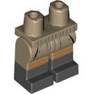 LEGO Jillian Holtzmann Minifigure Hips and Legs with Decoration (3815 / 27387)