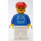 LEGO Jogger with Jogging Suit, Red Cap Minifigure