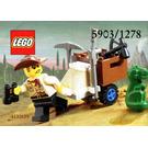 LEGO Johnny Thunder and Baby T Set 5903